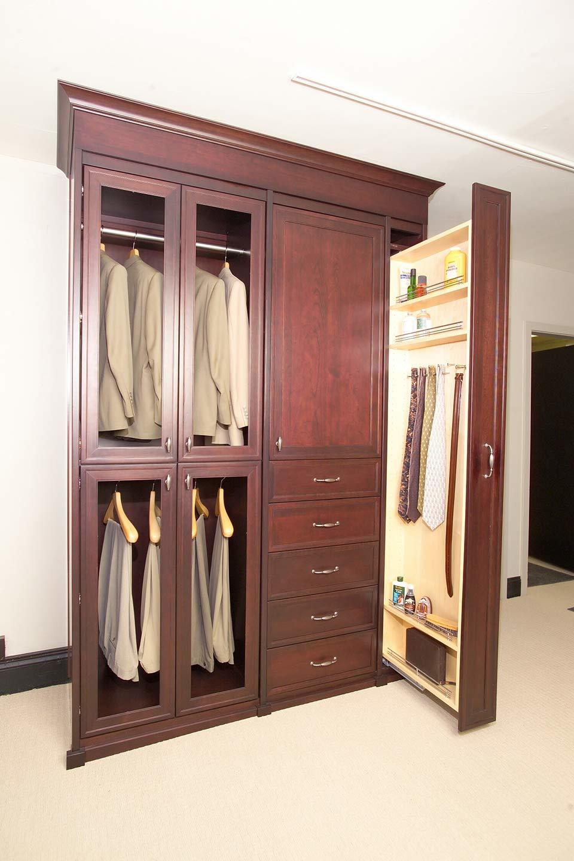 custom closet, custom closet cabinets, sliding dresser